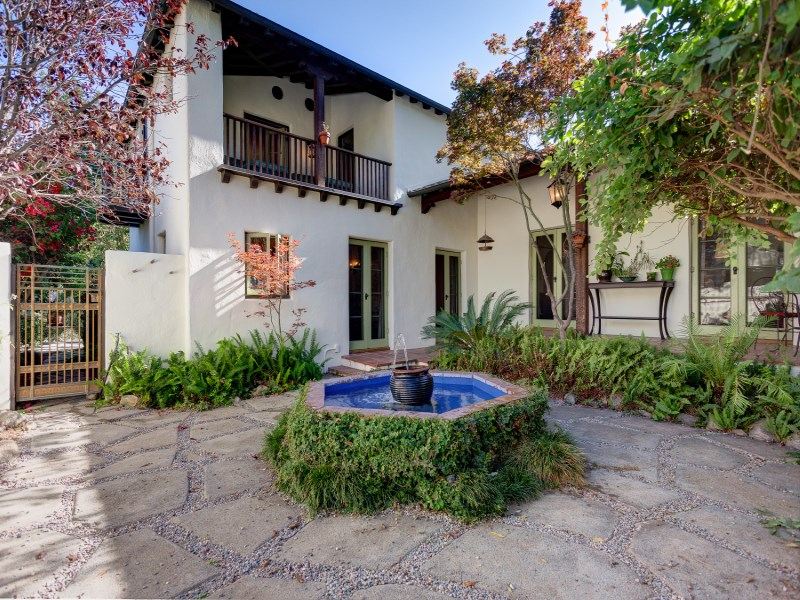 Property For Sale at Spanish Revival in Country Club Area