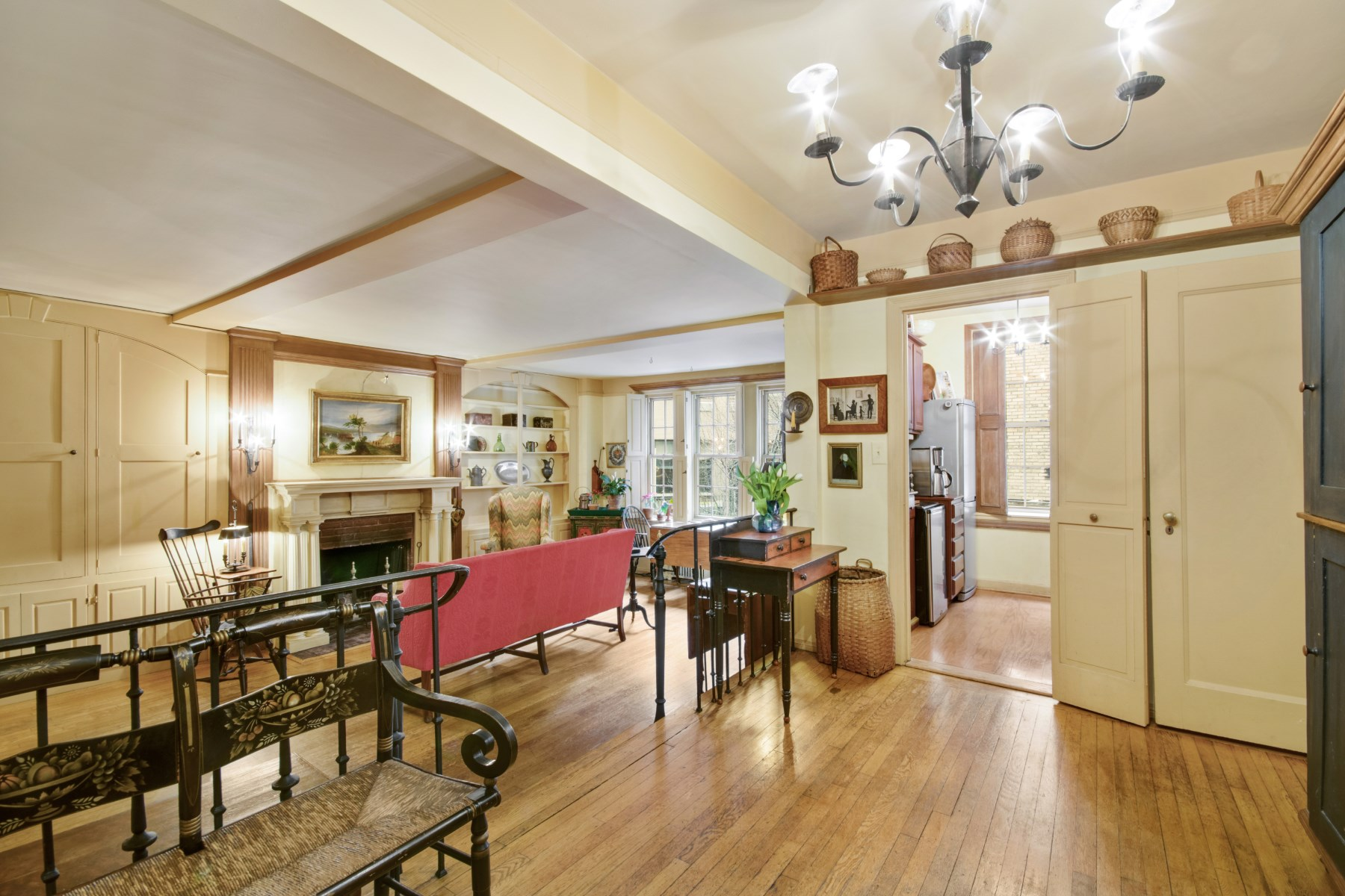 共管式独立产权公寓 为 销售 在 Country Hideaway in the Village 纽约, 纽约州, 10014 美国