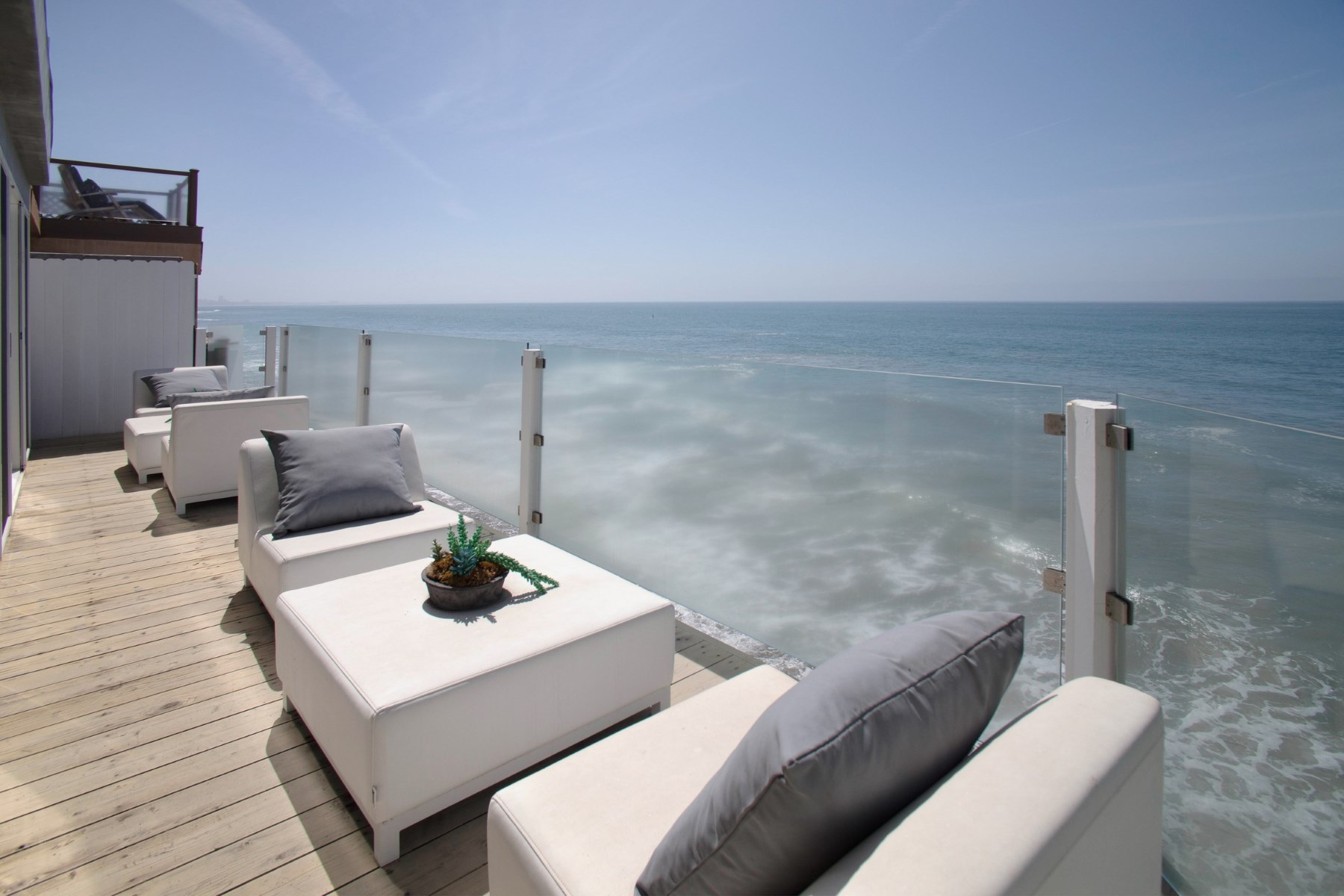 sales property at Malibu Beach