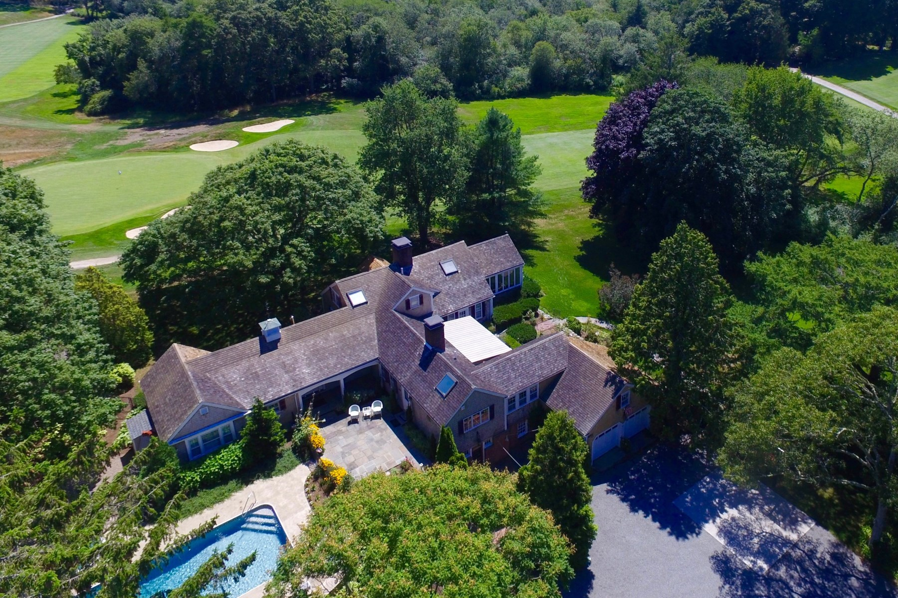 Single Family Home for Sale at Magical 63 Bay Street Osterville, Massachusetts, 02655 United States