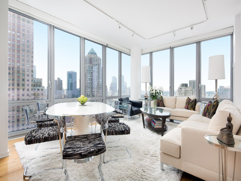 Condominium for Sale at 310 West 52nd Street, Apt 21B 310 West 52nd Street Apt 21b Hell's Kitchen, New York, New York 10019 United States