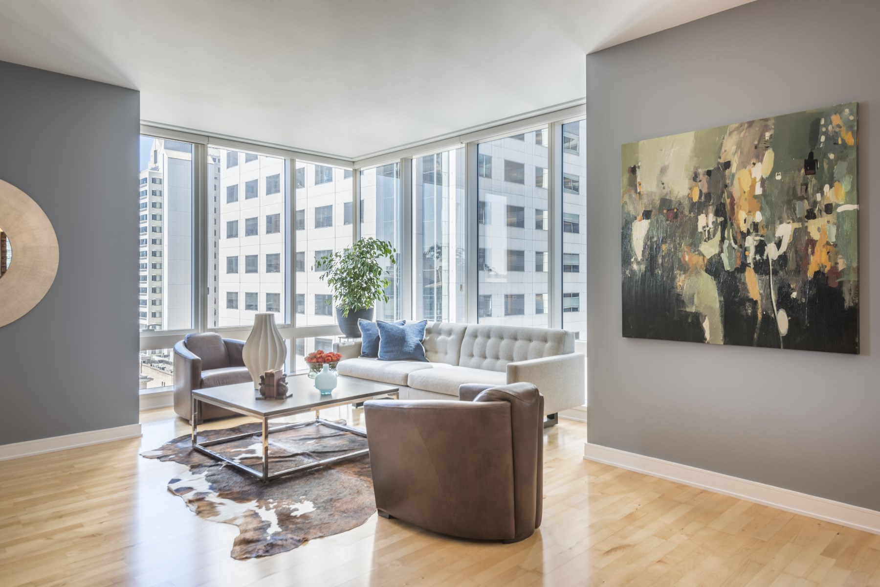 Condominium for Sale at The Residences at Millennium Tower 301 Mission St Apt 17A San Francisco, California, 94105 United States