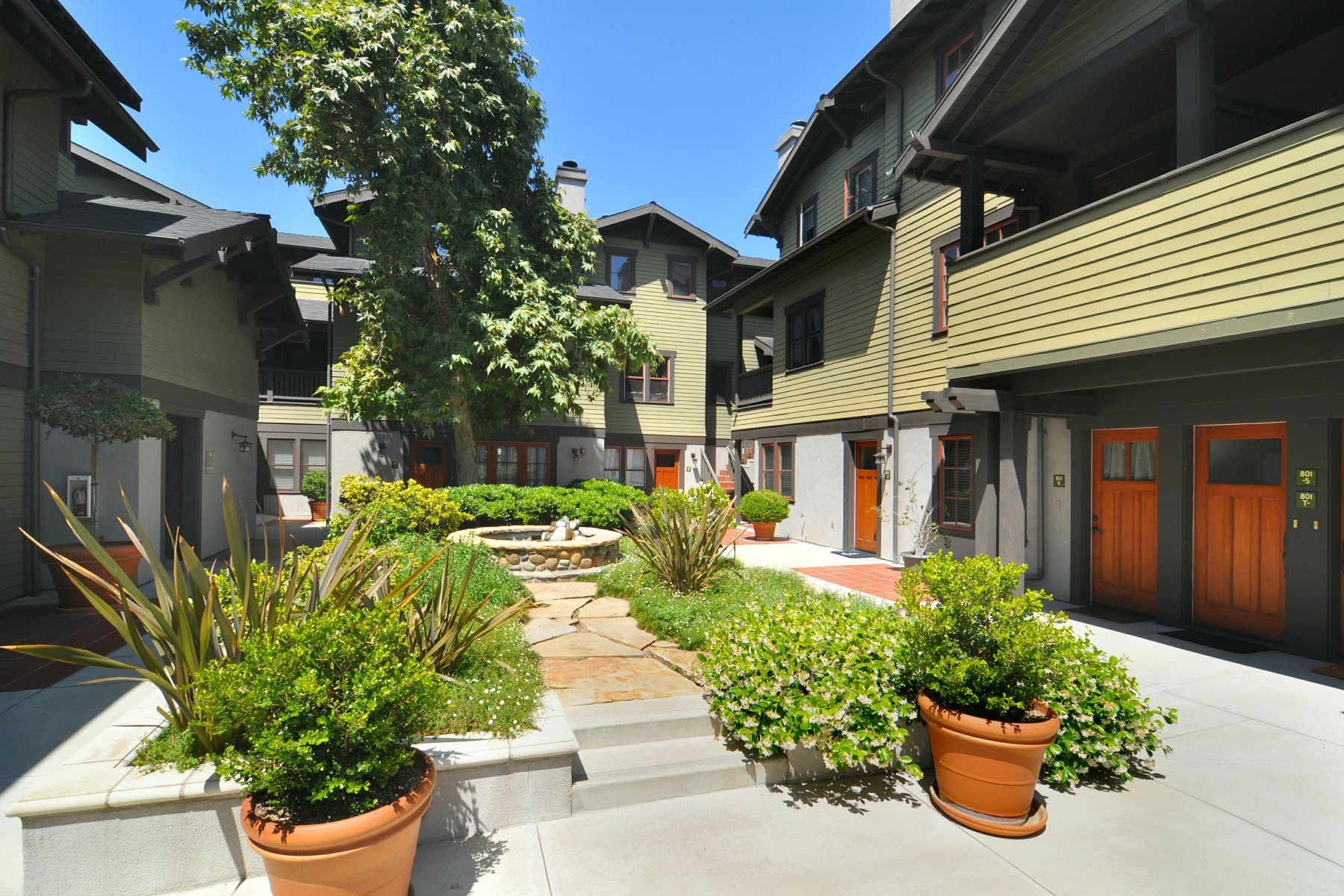rentals property at Urban Living in Mission Meridian Village
