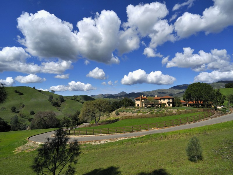 Farm / Ranch / Plantation for Sale at Rancho Latigo 3420 Brinkerhoff Avenue Santa Ynez, California 93460 United States