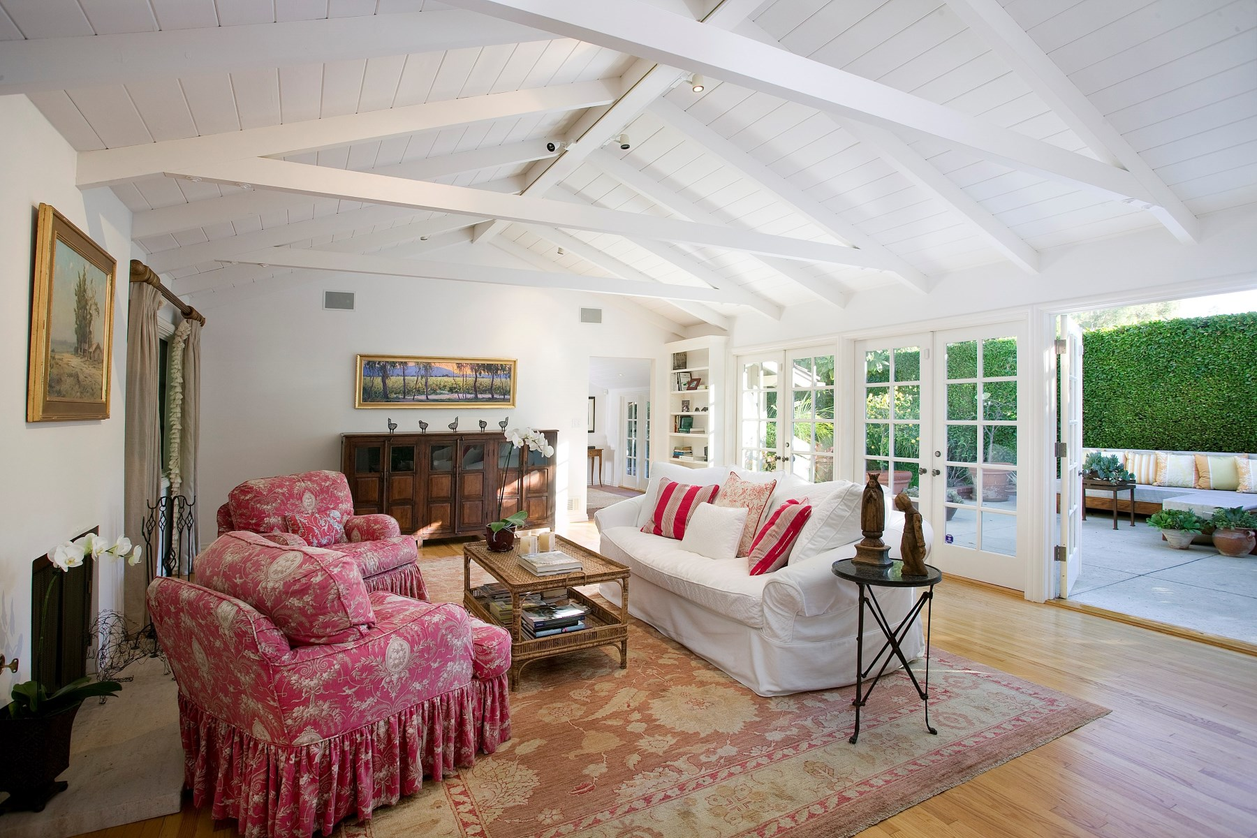 Single Family Home for Sale at Heart of Montecito 1153 High Road Montecito - Lower Village, Santa Barbara, California, 93108 United States
