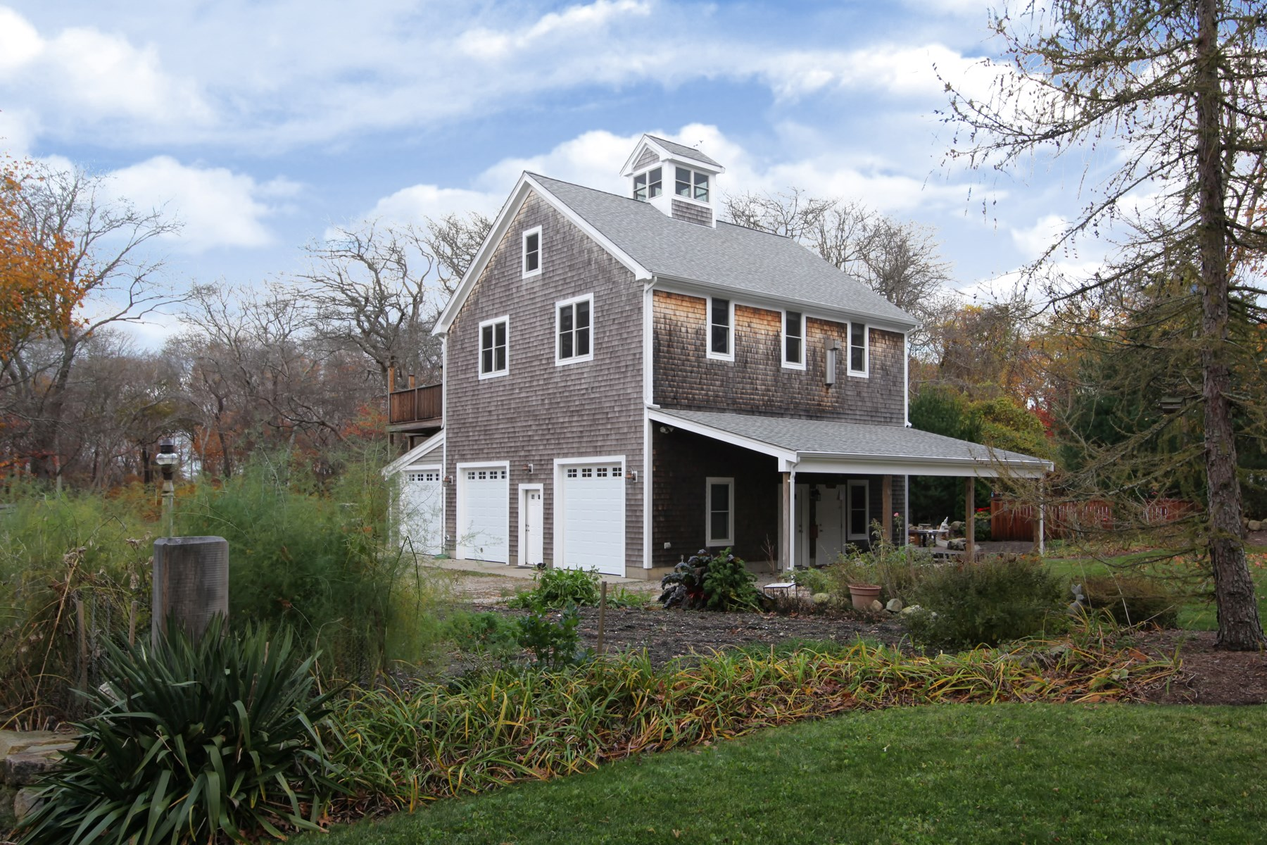 Condominium for Sale at Spacious Contemporary Barn 13 Tupper Road Unit B Sandwich, Massachusetts 02563 United States