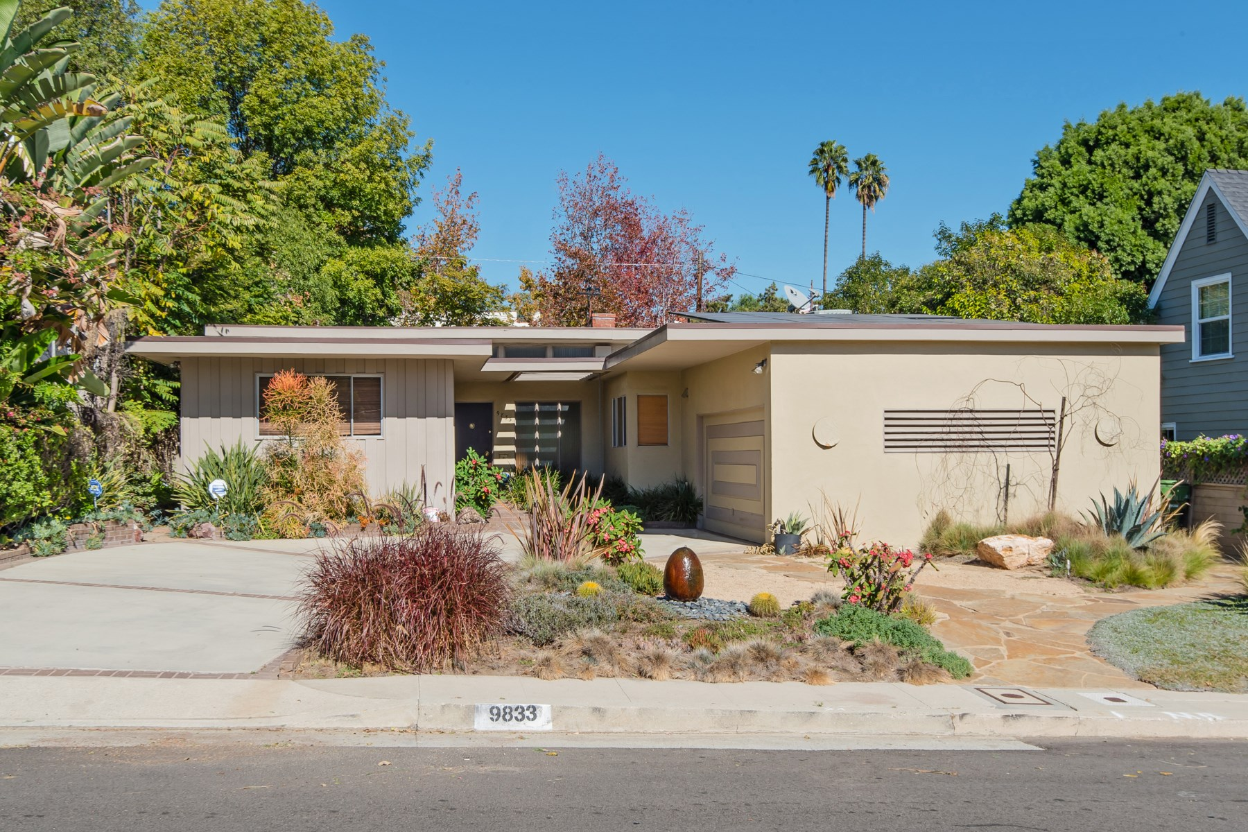 Property For Sale at Mid-Century Modern Home