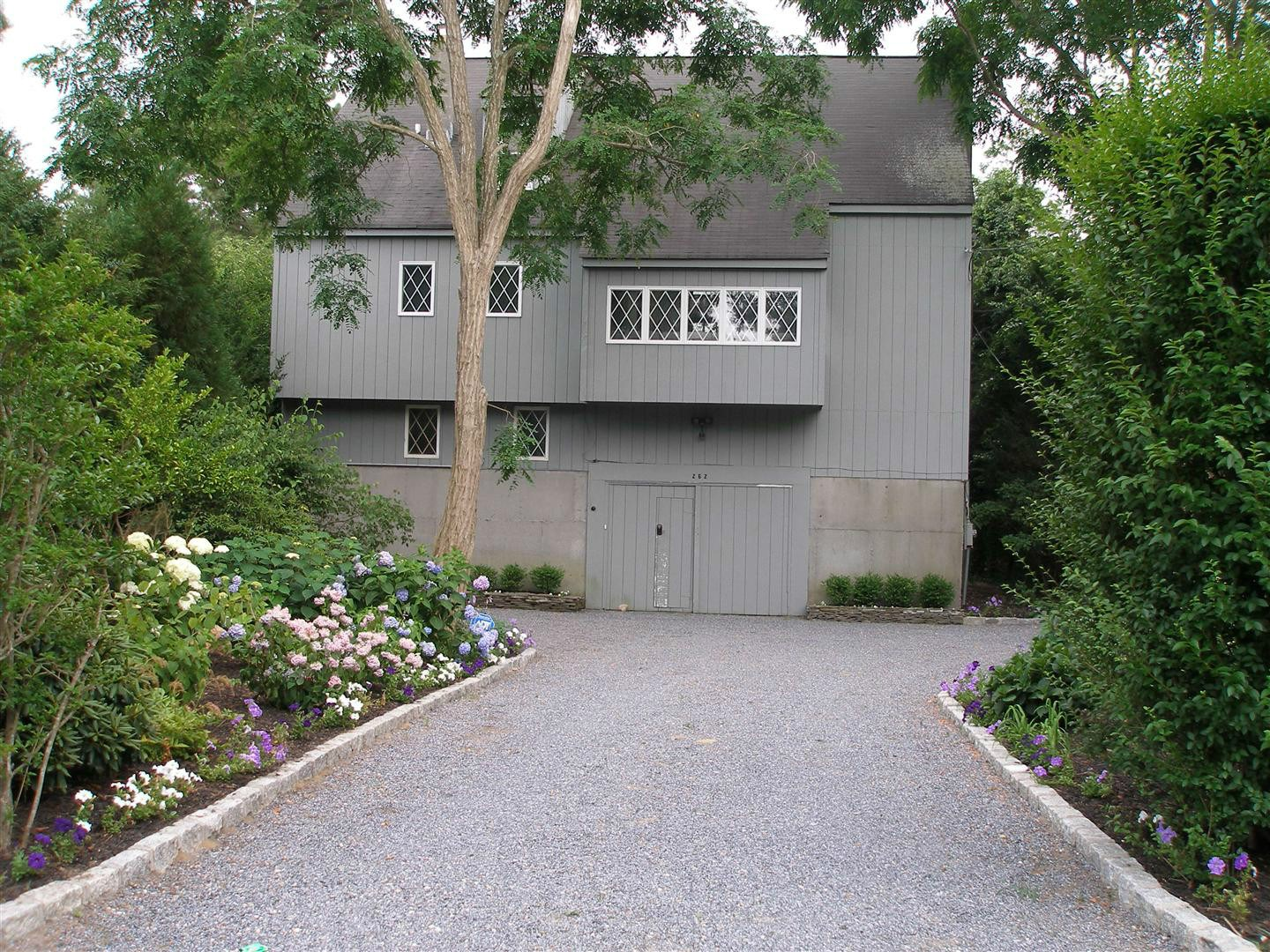 Single Family Home for Rent at Lovely Southampton South Location Southampton, New York, 11968 United States