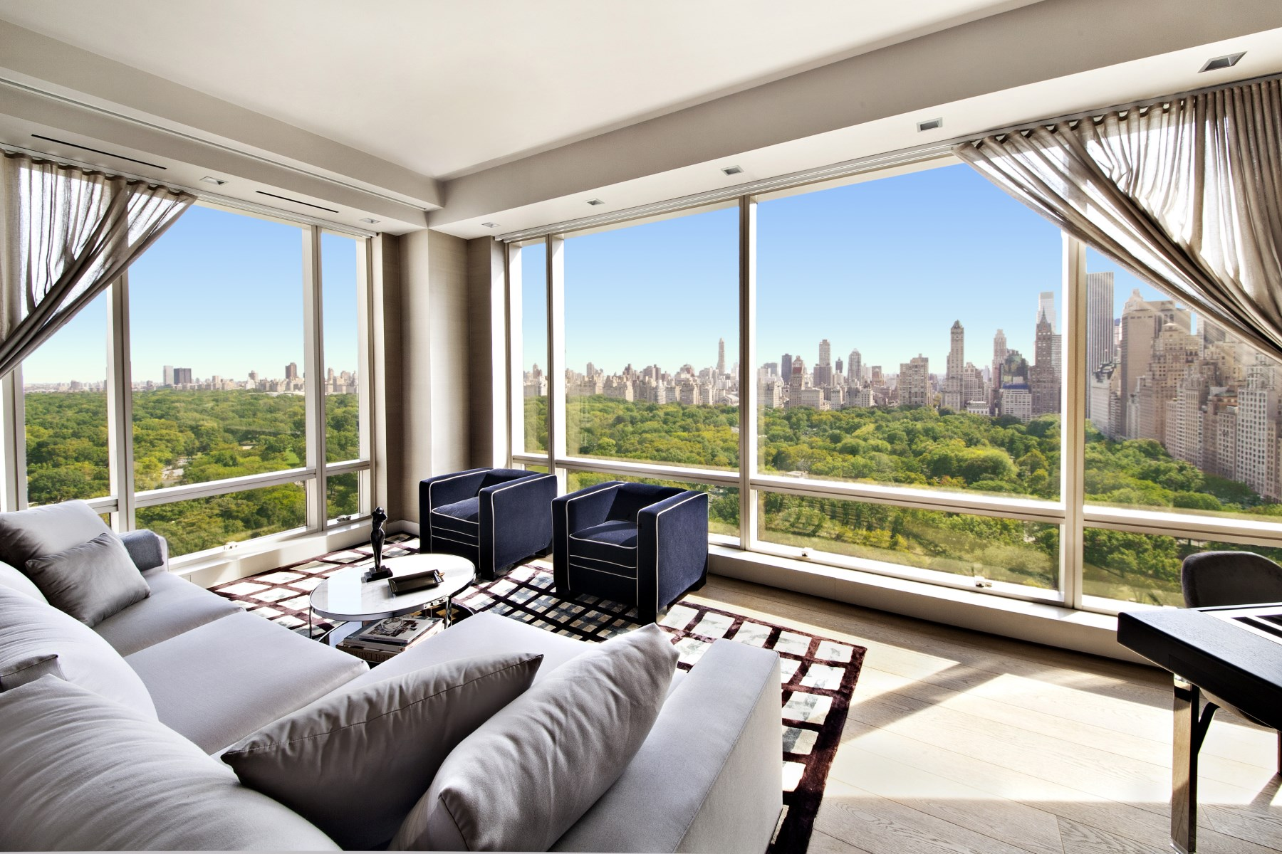 Condominium for Sale at Best on Central Park West 1 Central Park West Apt 26A Upper West Side, New York, New York, 10023 United States
