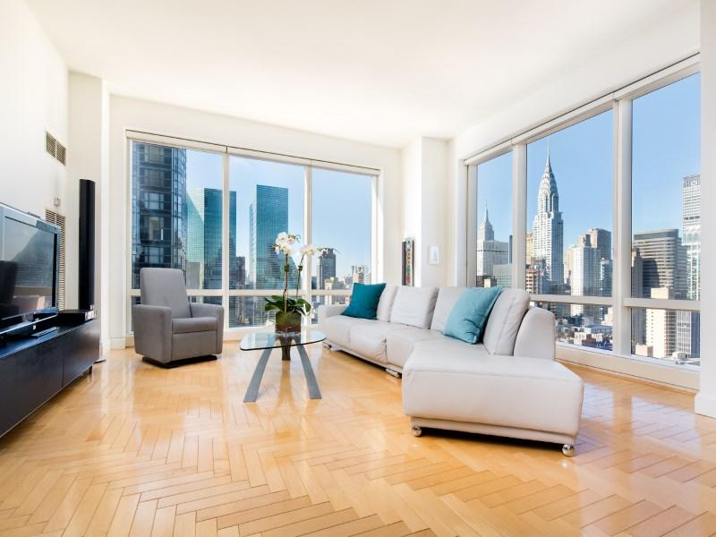 共管物業 為 出售 在 Trump World Tower 845 United Nations Plaza Apt 40c Midtown East, New York, 紐約州 10017 美國