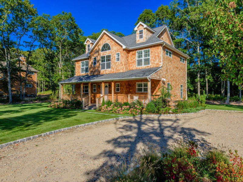 Single Family Home for Sale at New Construction Southampton 64 Sandy Hollow Road Southampton, New York 11968 United States