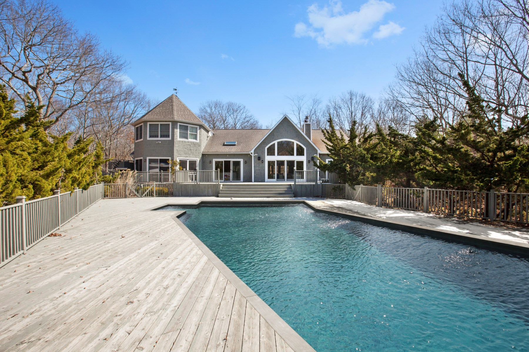 Property Of Stunning East Hampton Rental