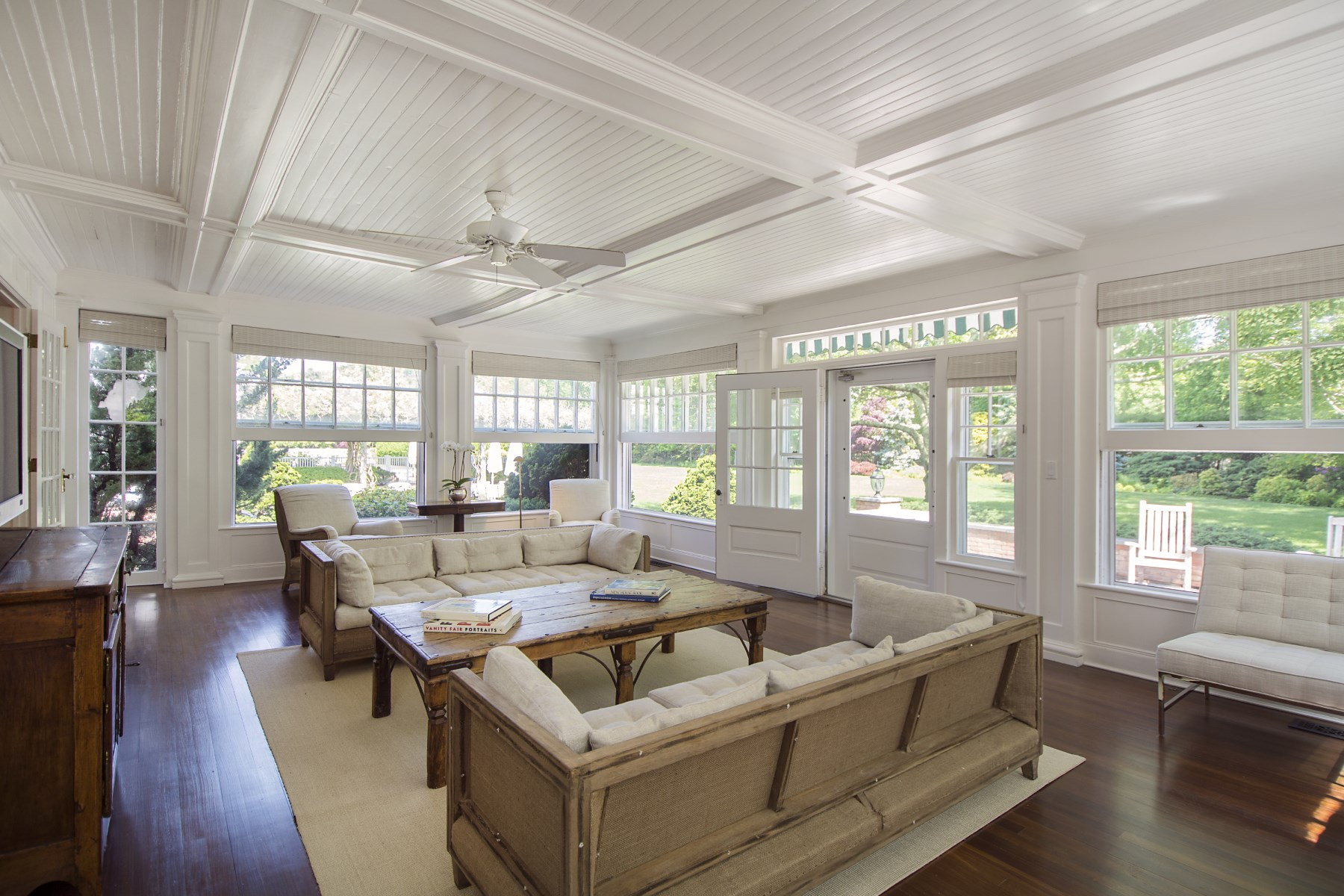 Single Family Home for Sale at Spectacular Southampton Estate 75 First Neck Lane Southampton, New York 11968 United States