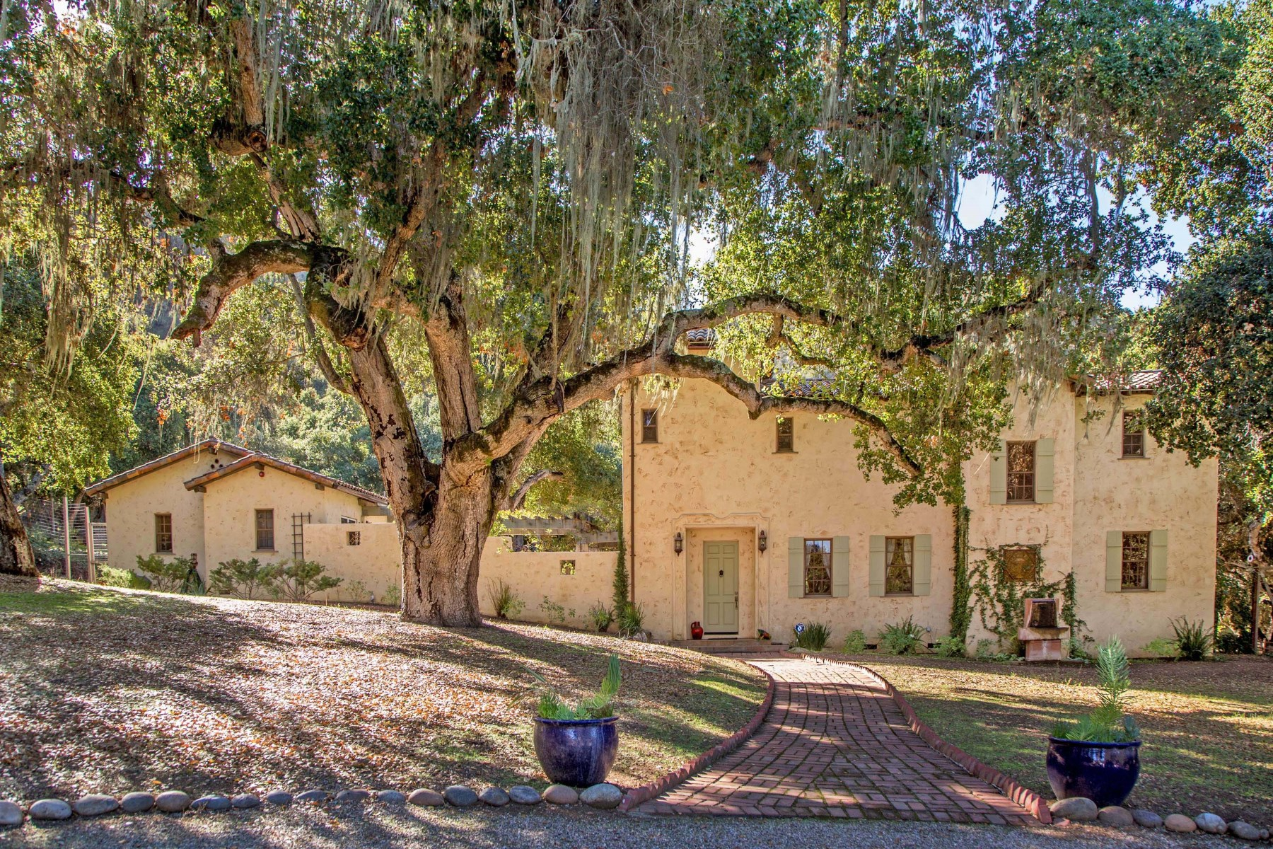 Single Family Home for Sale at Enchanted Tuscan Villa Carmel Valley, California 93924 United States