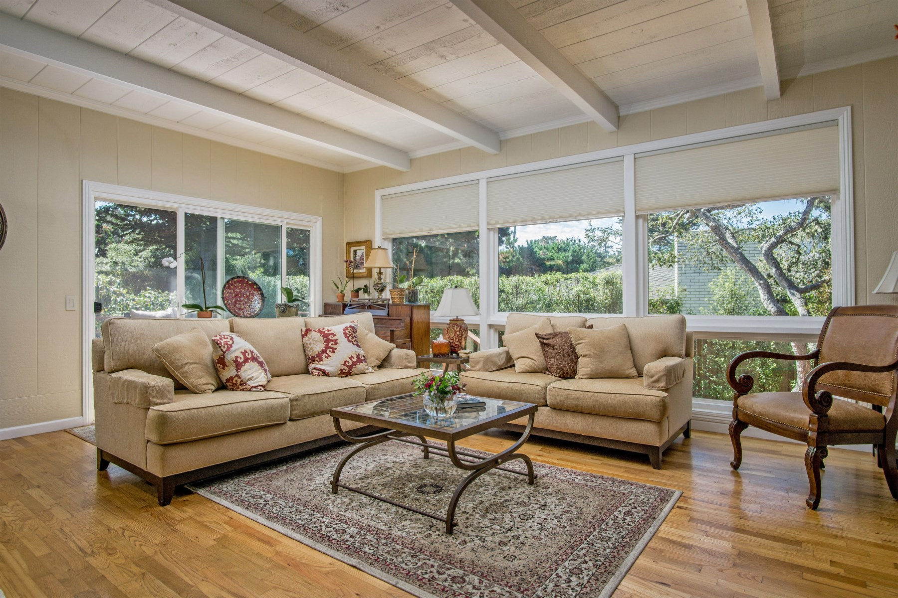 Single Family Home for Sale at Just a Stroll Away 2912 Oak Knoll Road Pebble Beach, California, 93953 United States