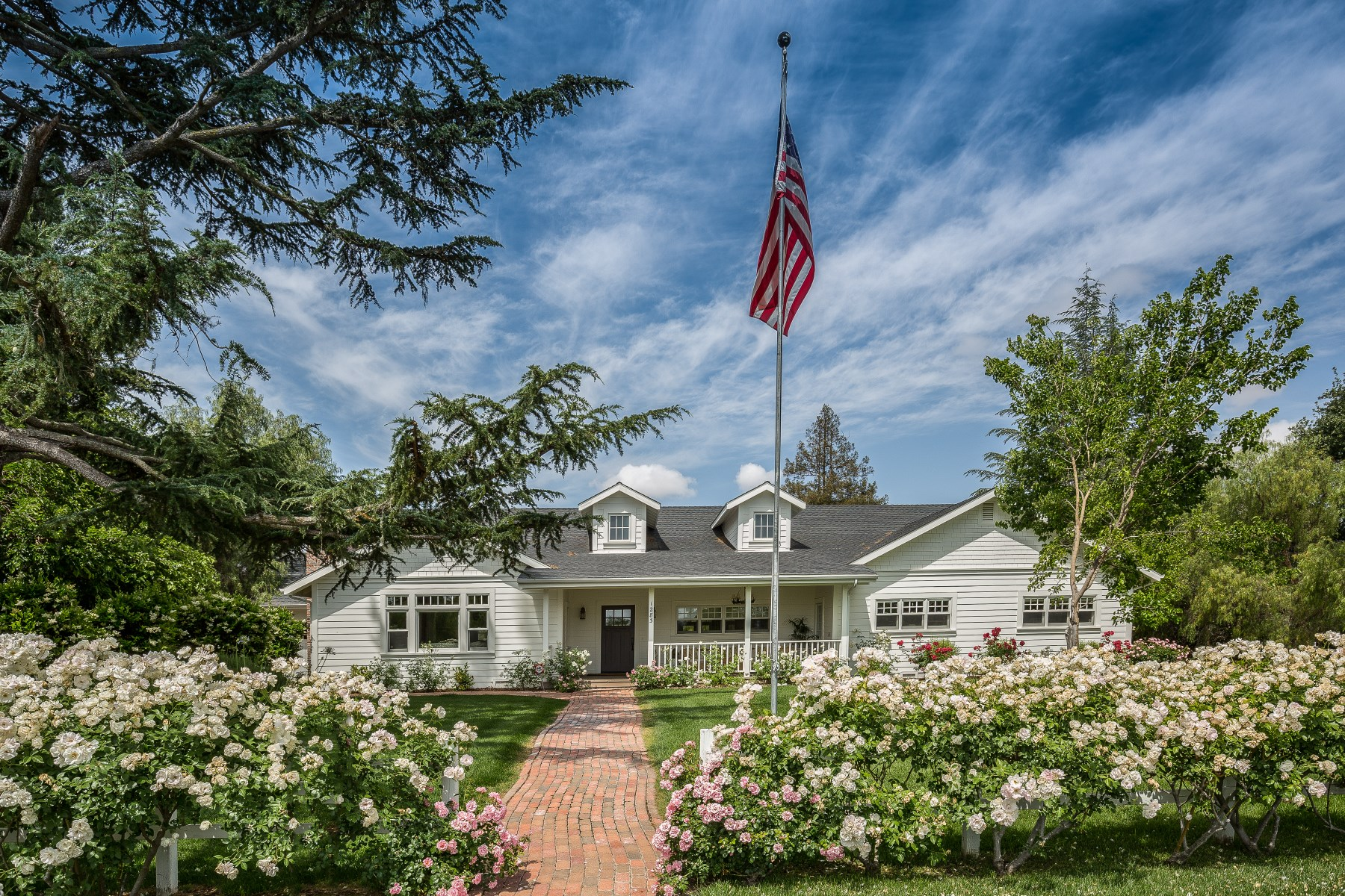 Single Family Home for Sale at Skyline Park Beauty 1283 Highland Road Santa Ynez, California 93460 United States