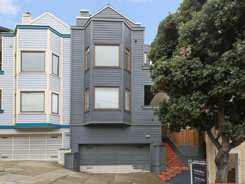 Condomínio para Venda às 4318 17th Street #2 4318 17th St # 2 San Francisco, Califórnia 94114 Estados Unidos