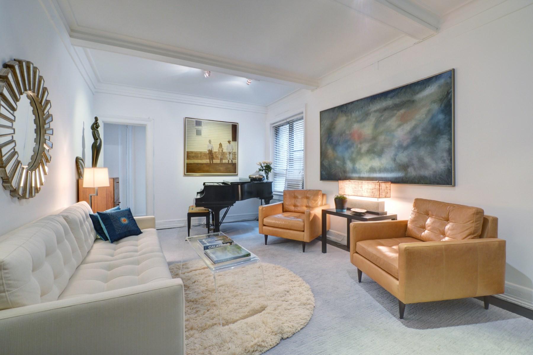 Condominium for Sale at 120 West 58th Street, Apt 7B 120 West 58th Street Apt 7b New York, New York 10019 United States
