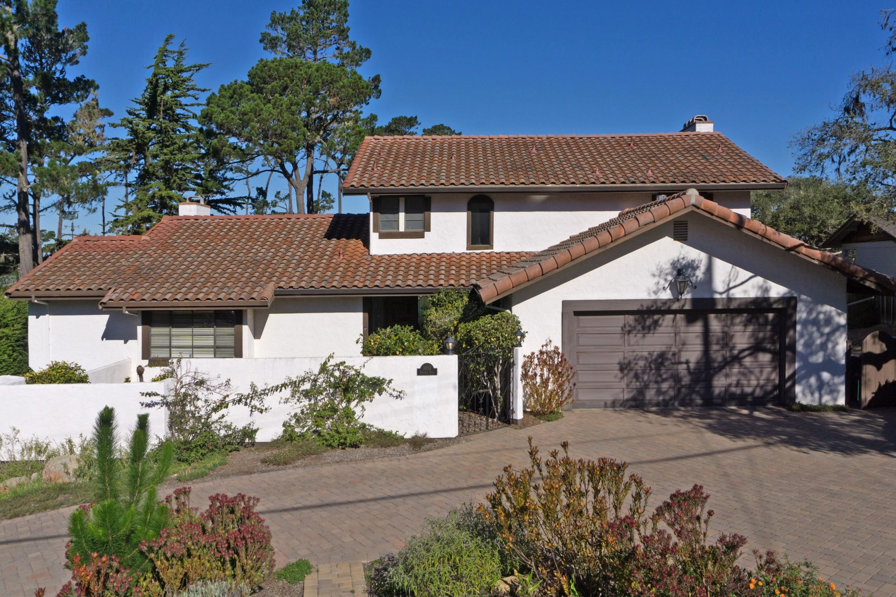 Single Family Home for Sale at Opportunity on Shore Course of MPCC 1033 Broncho Road Pebble Beach, California 93953 United States