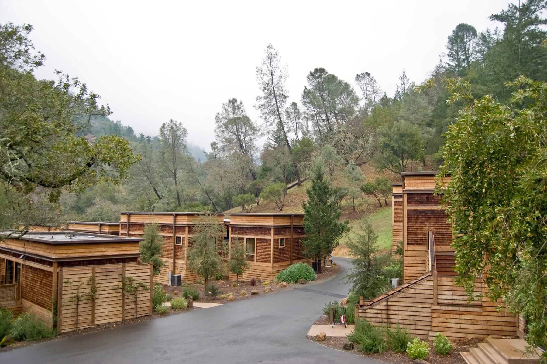 Otras residenciales por un Venta en Ownership at Calistoga Ranch 580 Lommel Rd # (022) Calistoga, California 94515 Estados Unidos
