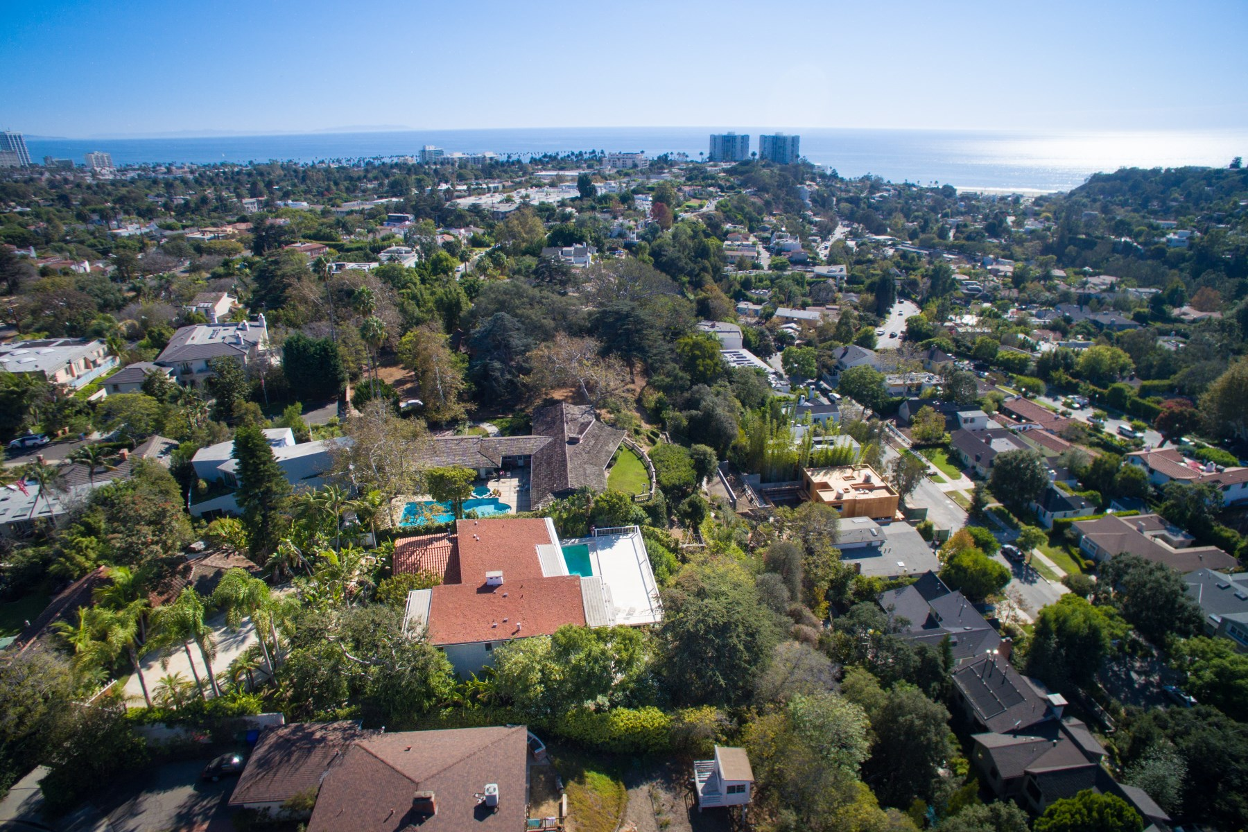 sales property at Santa Monica Canyon Rim