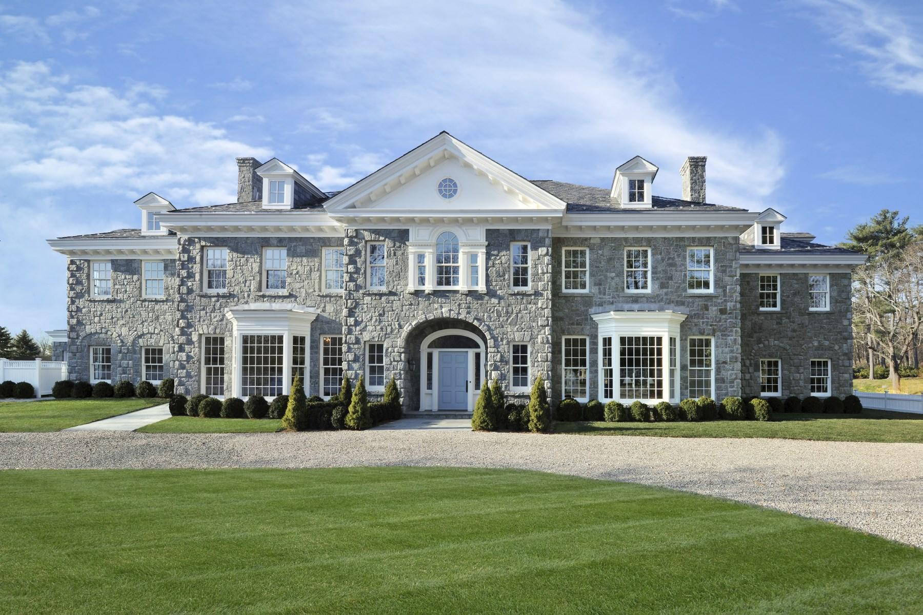 Einfamilienhaus für Verkauf beim Parsonage Road 18 Parsonage Road Central Greenwich, Greenwich, Connecticut 06830 Vereinigte Staaten