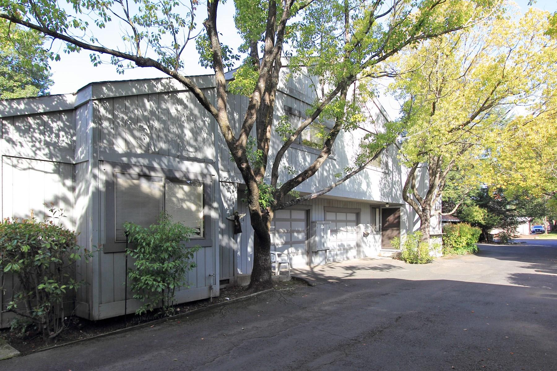 共管式独立产权公寓 为 销售 在 375 West Napa Street 375 W Napa St 索诺玛, 加利福尼亚州, 95476 美国