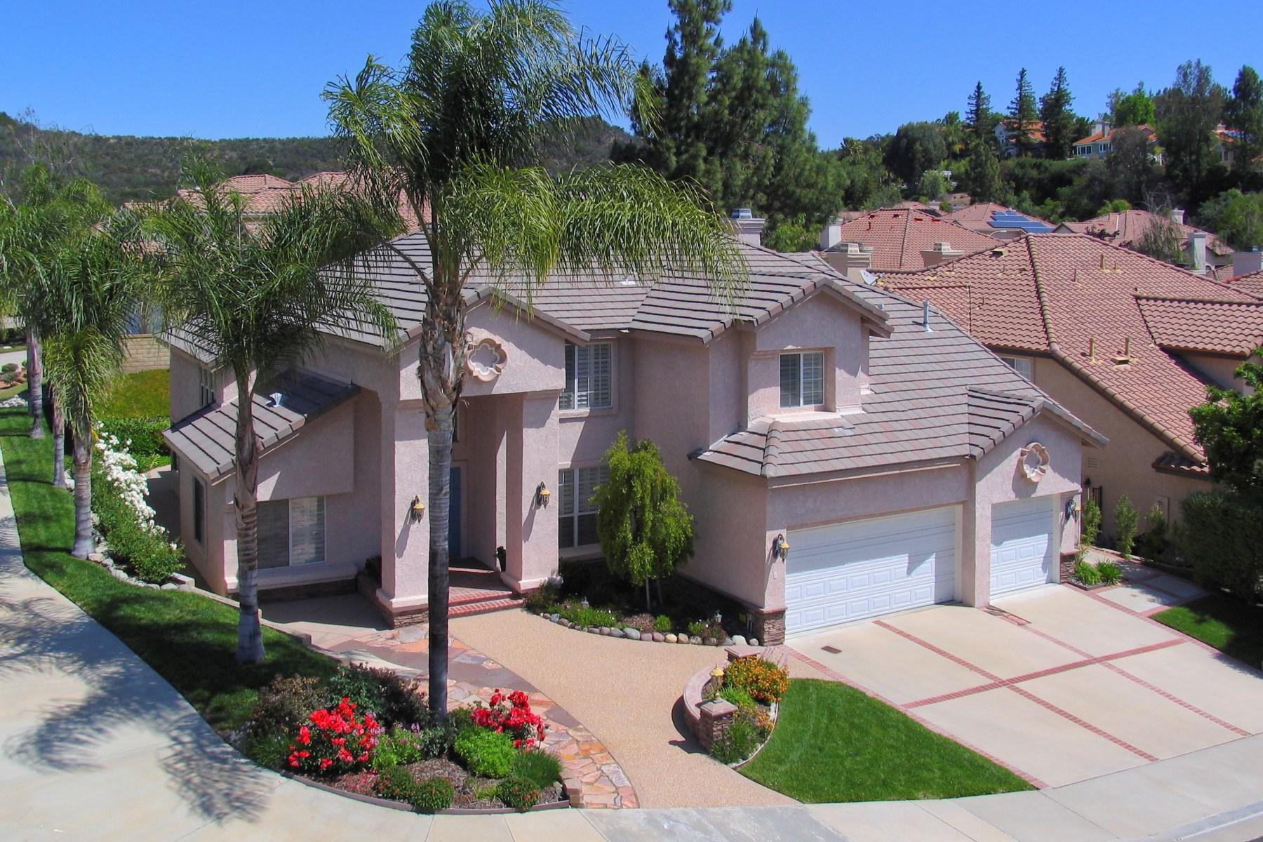 Einfamilienhaus für Verkauf beim Big and Beautiful in Three Springs! 32719 Wellbrook Drive Westlake Village, Kalifornien, 91361 Vereinigte Staaten