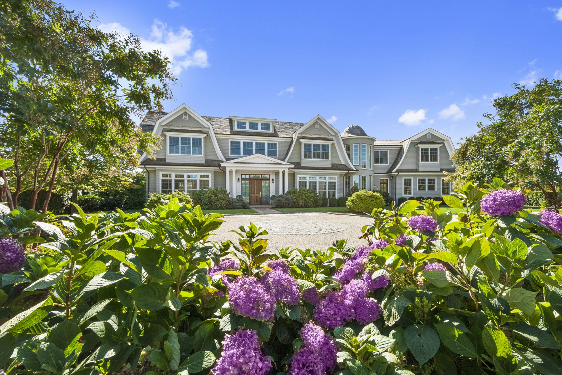 Single Family Home for Sale at Sagaponac Traditional Sagaponack, New York 11962 United States