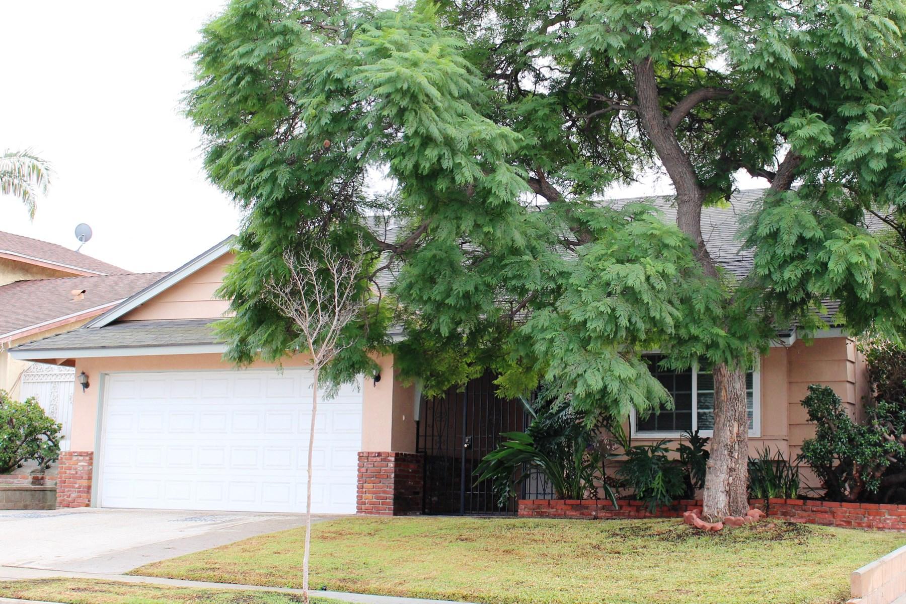 Single Family Home for Sale at Prime North Carson 1830 E Helmick St Carson, California 90746 United States