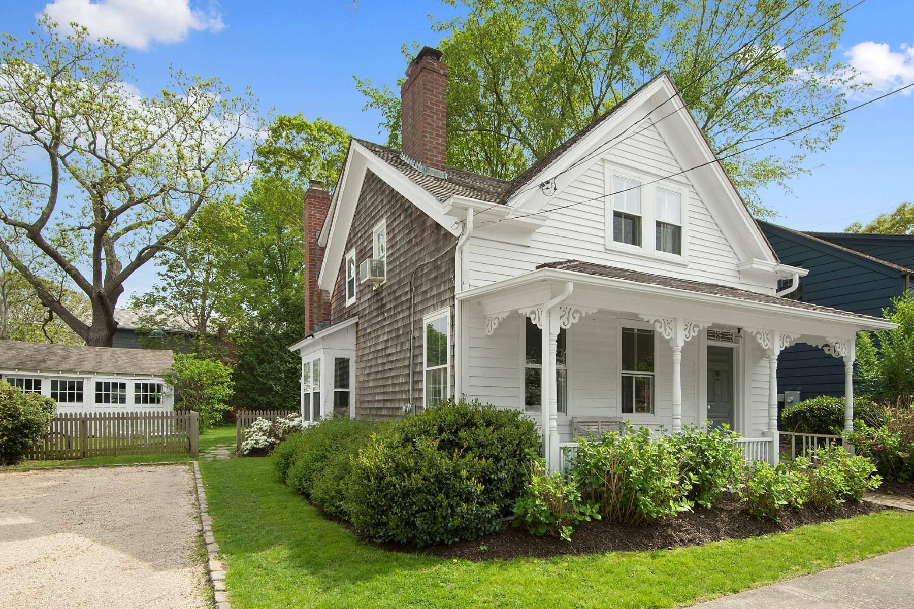 Moradia para Venda às Concord Street Classic Sag Harbor Village, Sag Harbor, Nova York 11963 Estados Unidos