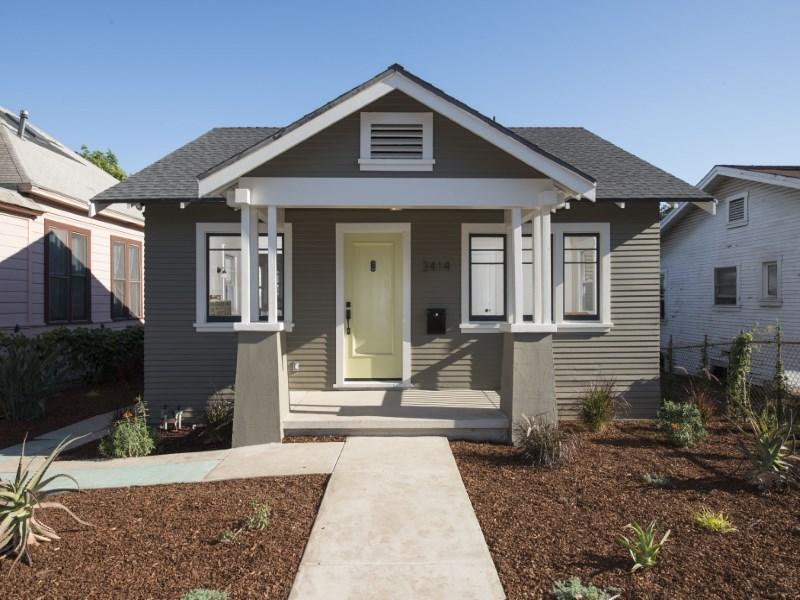 Tek Ailelik Ev için Satış at 3414 West 27th Street Los Angeles, Kaliforniya 90018 Amerika Birleşik Devletleri
