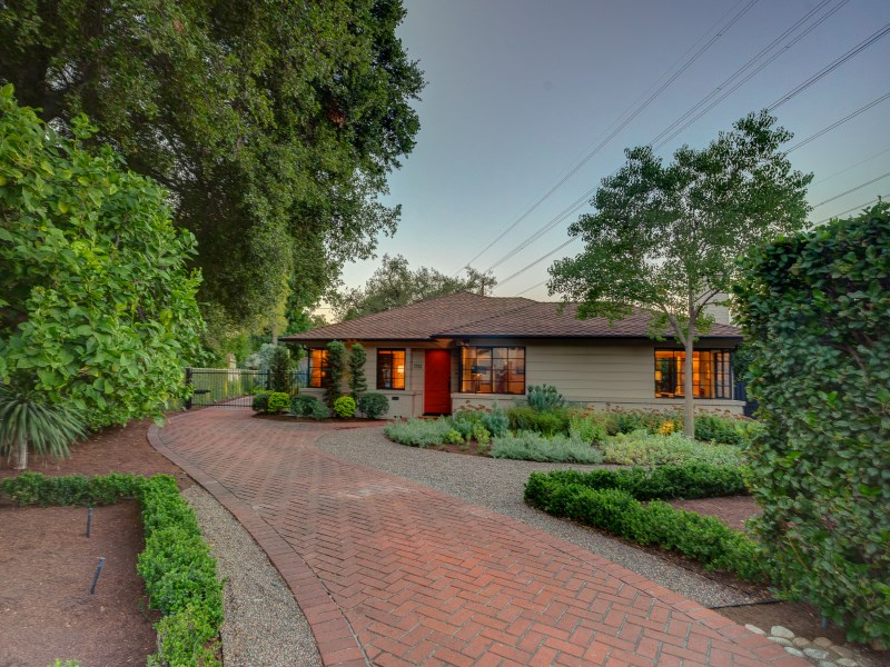 Property For Sale at Custom Mid-Century Architectural