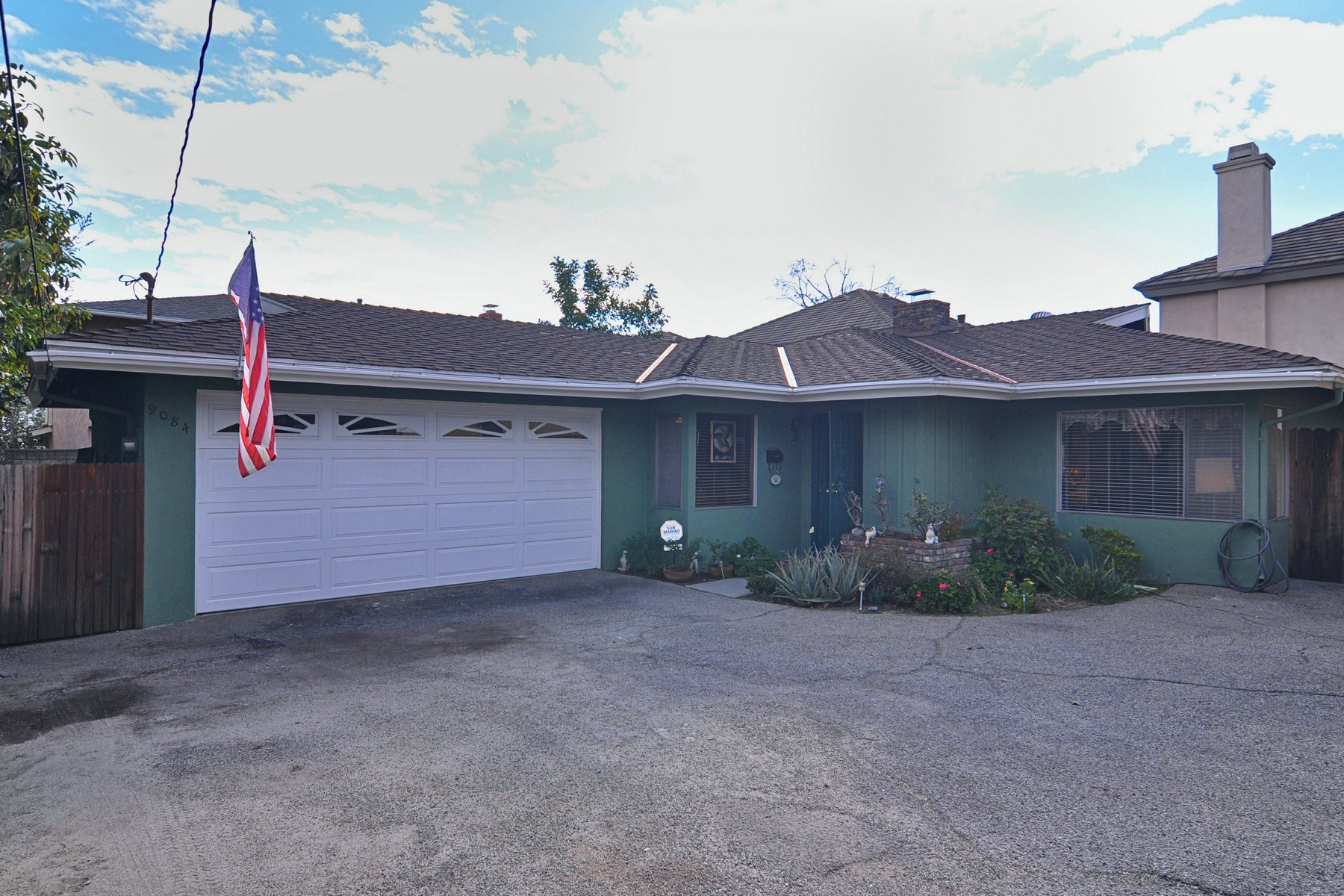 Property For Sale at Single Level Residence in San Gabriel