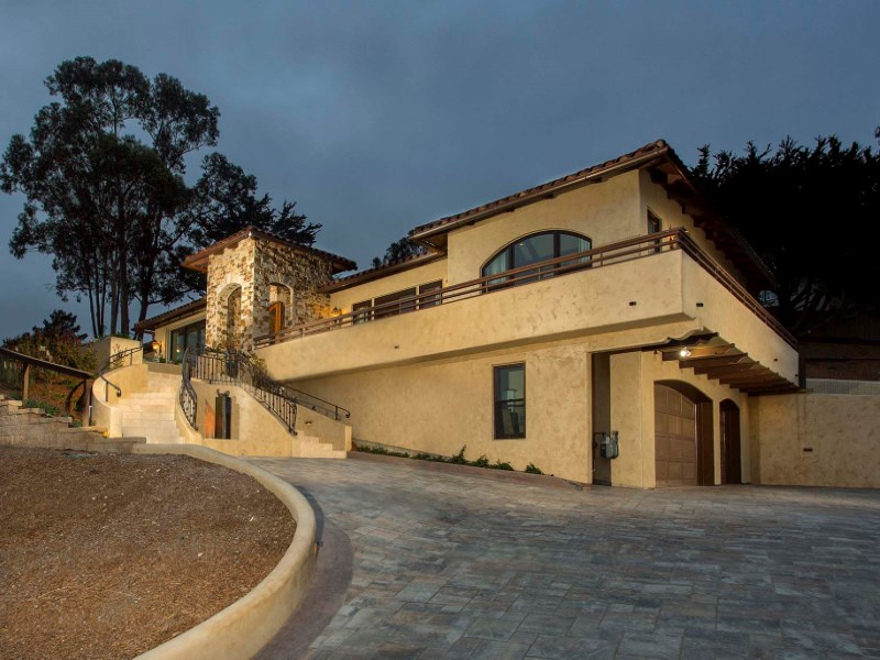 Single Family Home for Sale at New Building in Carmel 3375 Rio Road Carmel, California 93923 United States