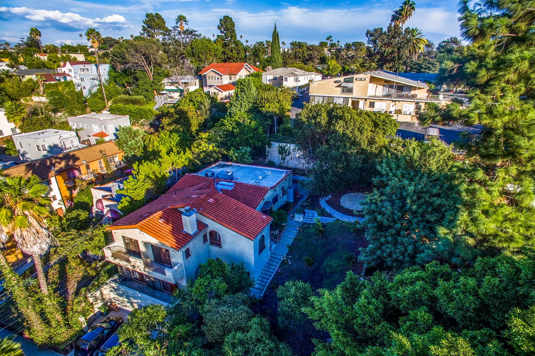 Single Family Home for Sale at 816 Hyperion Avenue Silver Lake, Los Angeles, California 90029 United States
