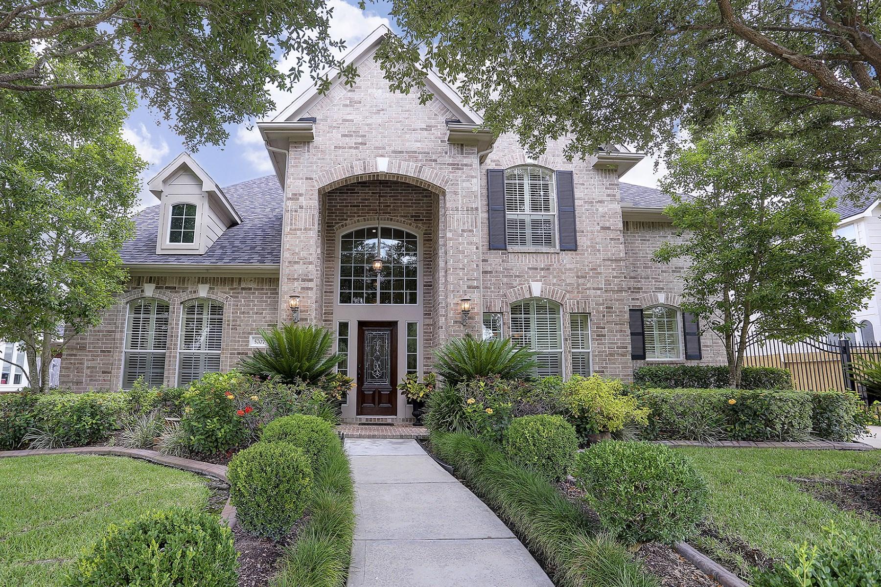 Casa Unifamiliar por un Venta en 5707 Brennan Ridge Ln Katy, Texas 77450 Estados Unidos