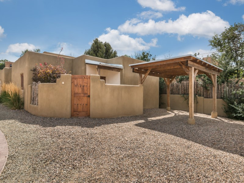 Condominium for Sale at 1020 Canyon Road #E Santa Fe, New Mexico 87501 United States