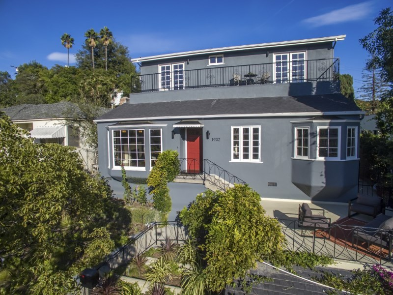 Single Family Home for Sale at 1932 Talmadge Street Los Feliz, Los Angeles, California 90027 United States