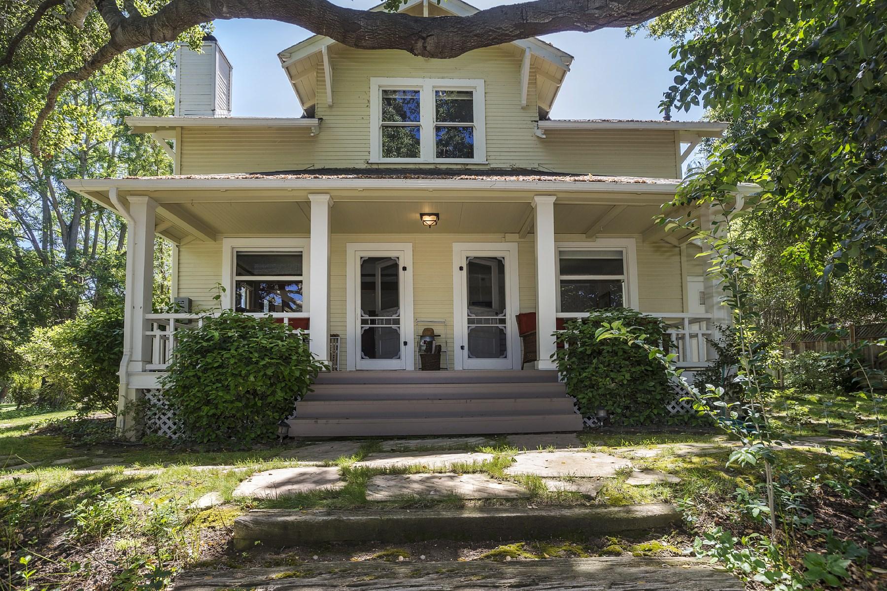 独户住宅 为 销售 在 The Ballard Farmhouse 2540 Baseline Avenue Ballard, 加利福尼亚州, 93463 美国