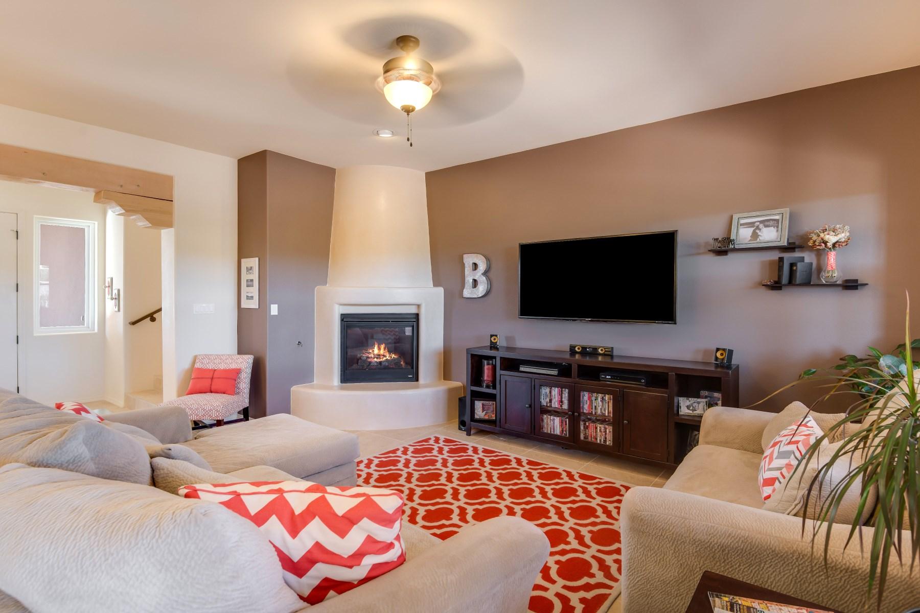 Single Family Home for Sale at 25 Calle Lemita Santa Fe City Northwest, Santa Fe, New Mexico 87507 United States