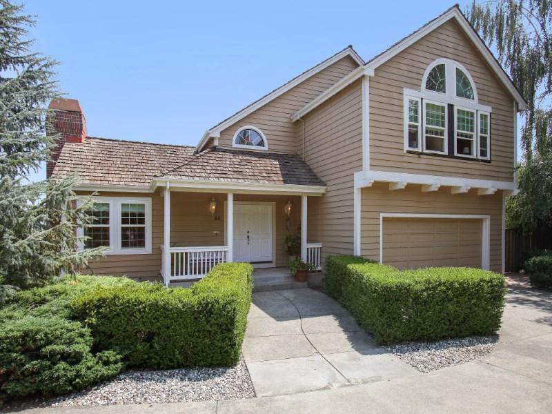 Casa para uma família para Venda às Large Oakridge Beauty 44 Saint Francis Cir Napa, Califórnia 94558 Estados Unidos