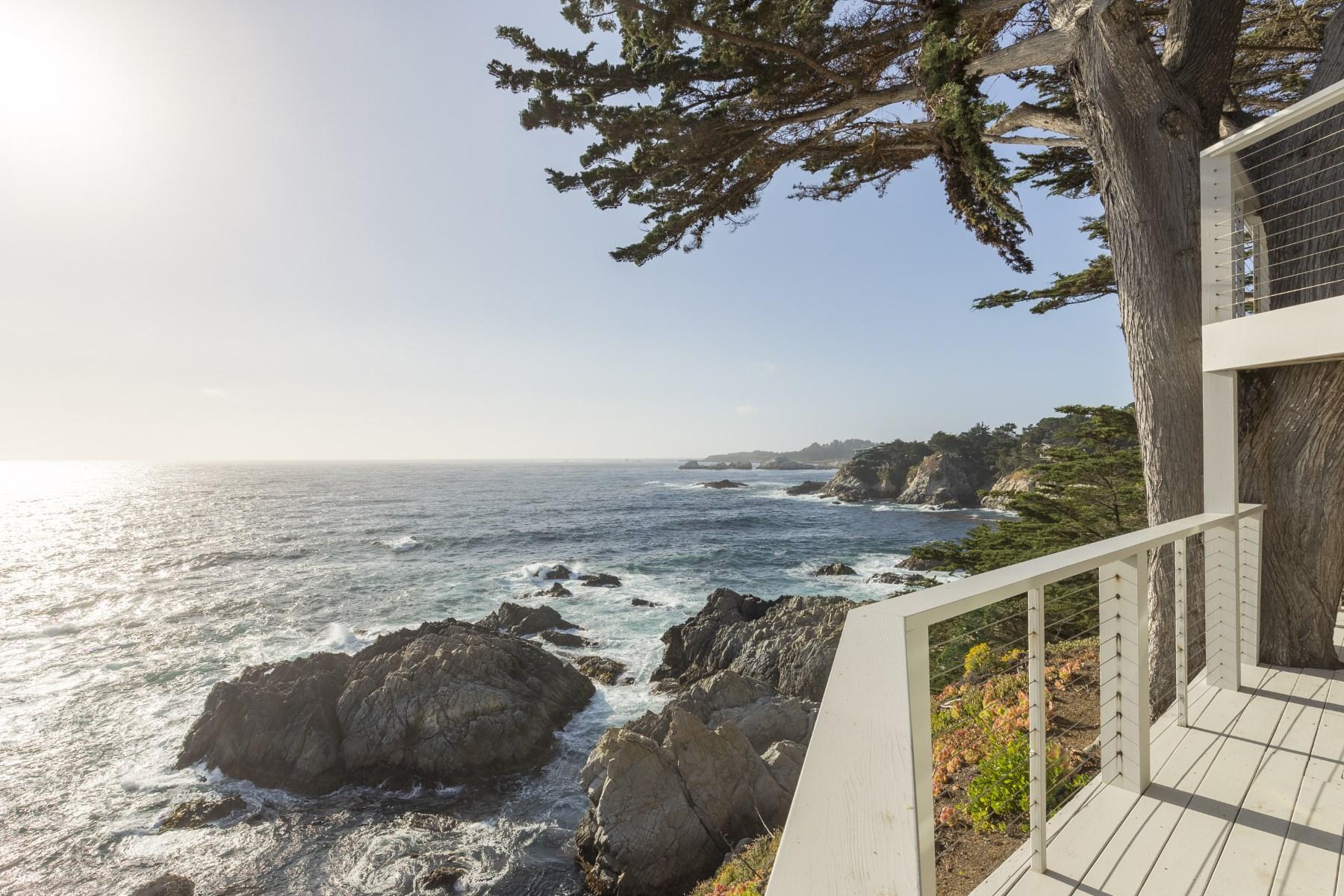 """Maison unifamiliale pour l Vente à """"Misty"""" 162 Spindrift Road Carmel, Californie, 93923 États-Unis"""