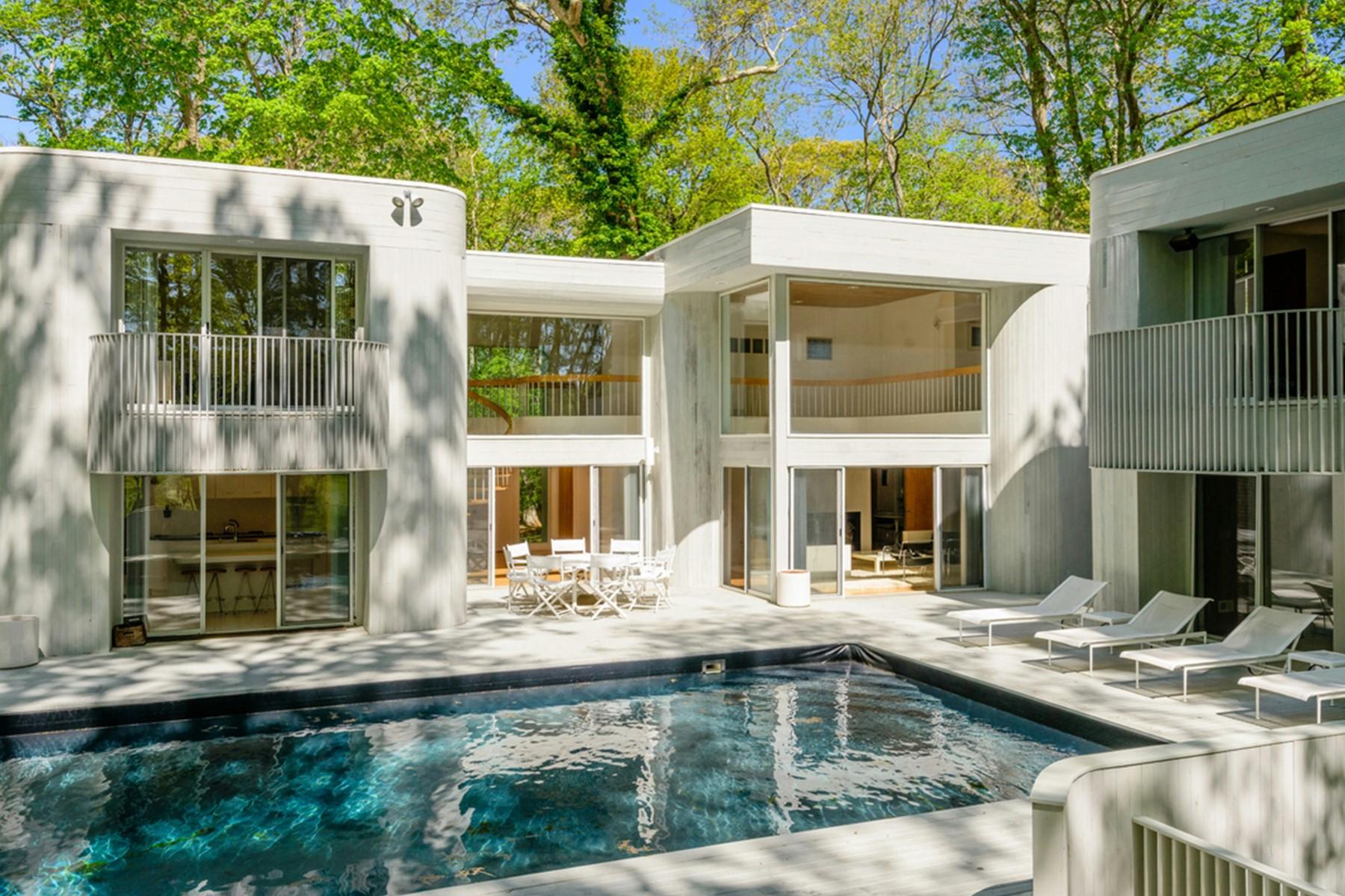 Villa per Vendita alle ore Inspired Modern Design, Sag Harbor, New York 11963 Stati Uniti
