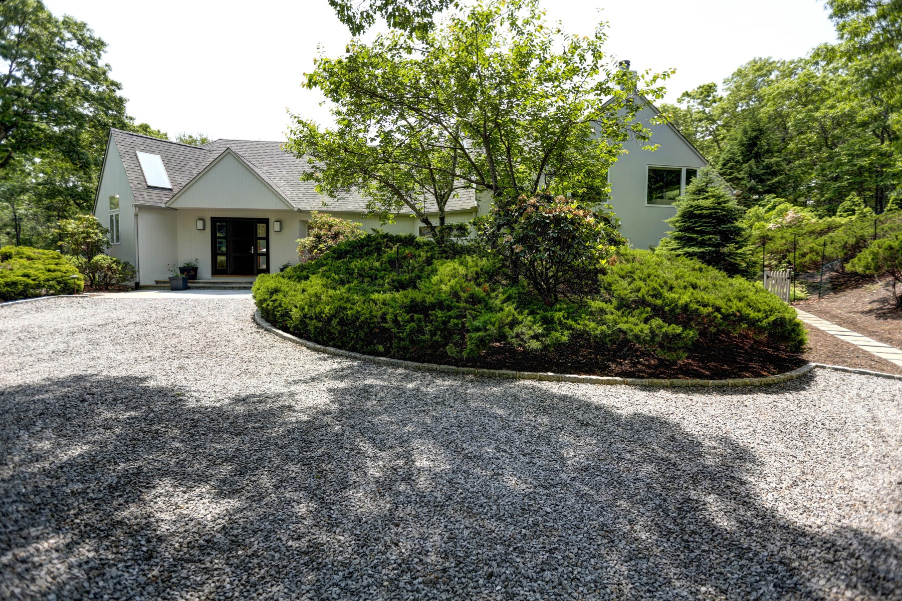 Single Family Home for Sale at Chic Perfection with Privacy 122 Merchants Path Sag Harbor, New York 11963 United States