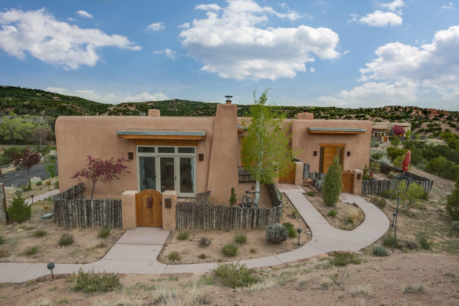 Appartement en copropriété pour l Vente à 11 A Pullitzer Trail Santa Fe, New Mexico, 87506 États-Unis