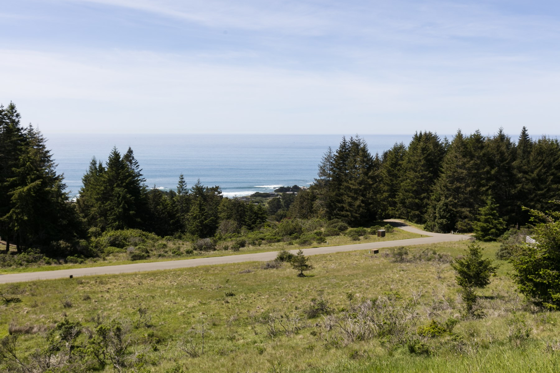 Terrain pour l Vente à Spectacular Hillside Building Lot 36964 Greencroft Close The Sea Ranch, Californie, 95497 États-Unis