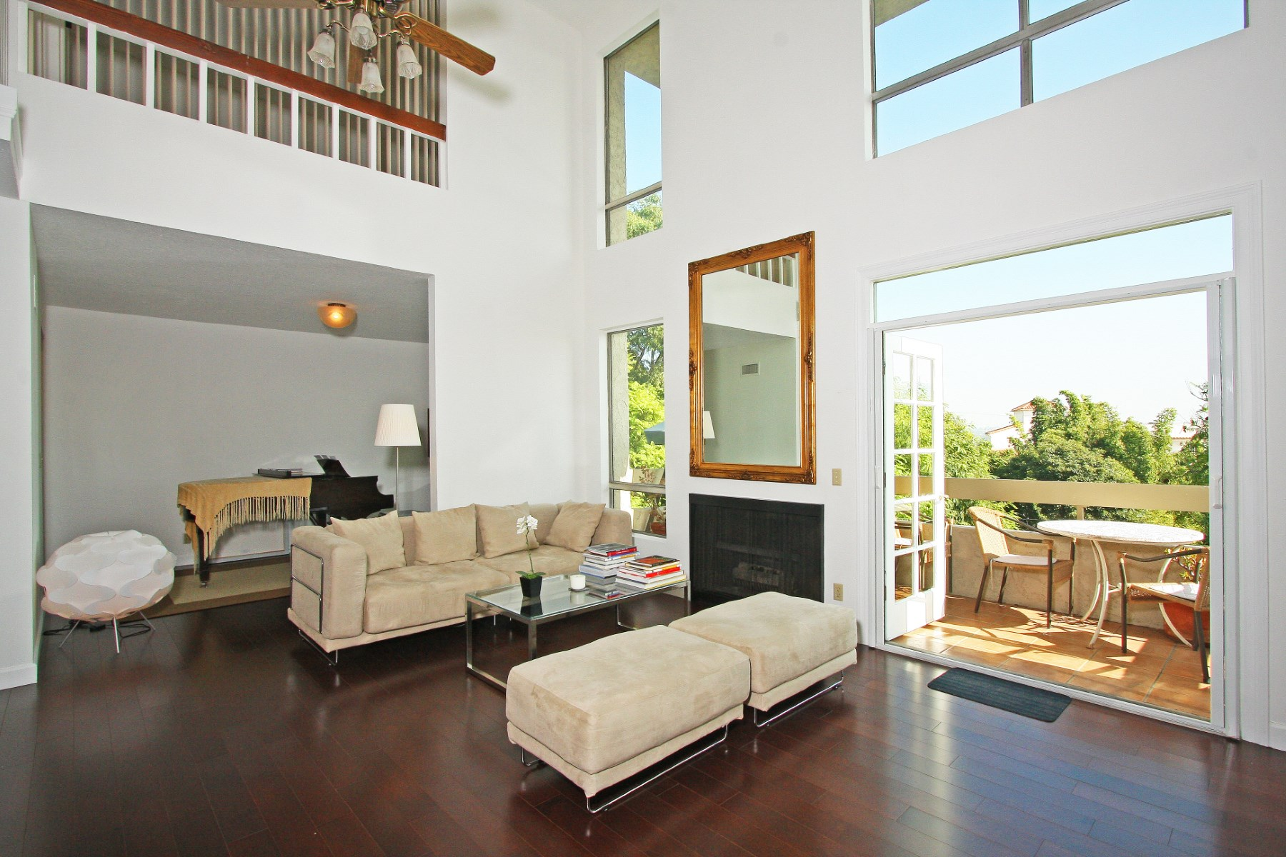 Property Of Gorgeous WeHo 2 Story Condo