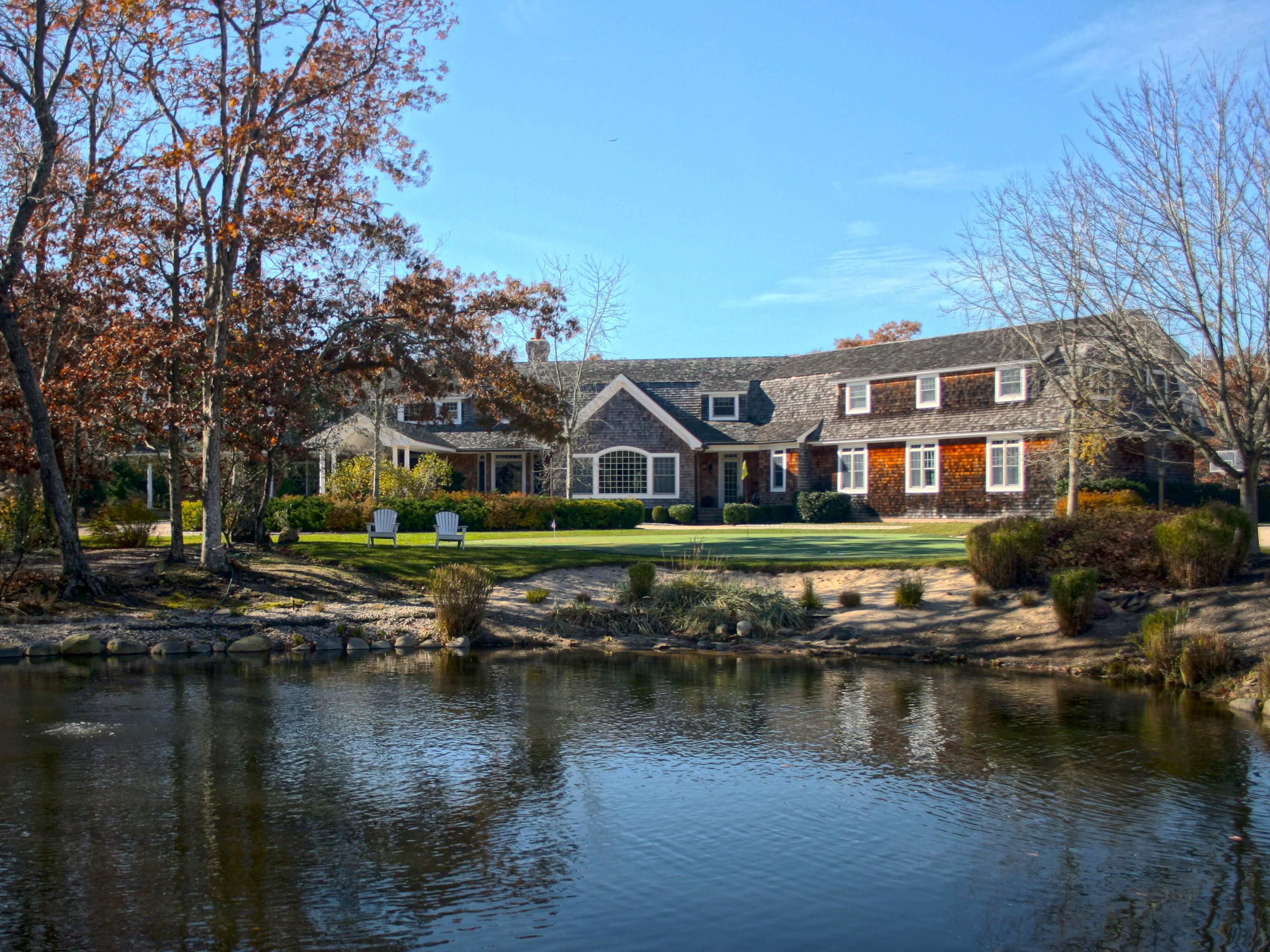 Villa per Affitto alle ore The Pondview In Water Mill Water Mill North, Water Mill, New York, 11976 Stati Uniti