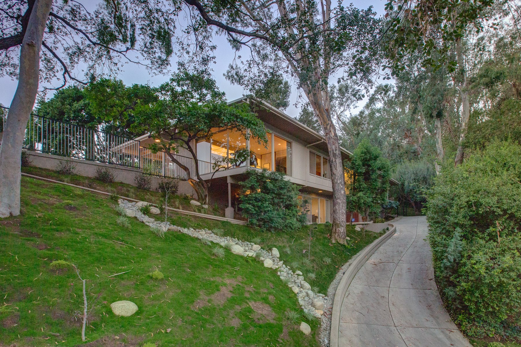 sales property at Stunning Mid-Century Modern with Views